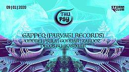 Party Flyer ThuPsy w./ Gappeq 9 Jan '20, 21:00