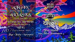 Party Flyer ORION WS 14 with Aioaska and Afgin 10 Jan '20, 23:00