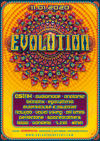 Party Flyer Evolution 2020 11 Jan '20, 22:00