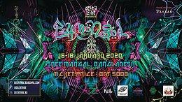 Party Flyer Delta Tribe presents PsyMongol 2020 16 Jan '20, 15:00