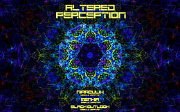 Party Flyer Altered Perception 24 Jan '20, 23:00