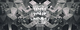 Party Flyer Feed your head 24 Jan '20, 23:30