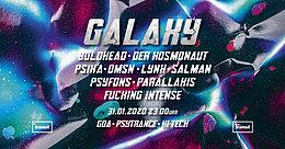 Party Flyer galaxy 31 Jan '20, 23:00