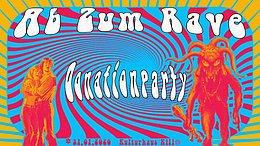 Party Flyer Freeparty ༆ Ab Zum Rave: Hitech, Techno & Voting on 3 Floors 31 Jan '20, 23:00