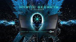 Party Flyer Mystic Secrets 31 Jan '20, 22:00