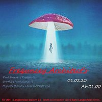Party Flyer Frequency Architect`s 1 Feb '20, 21:00