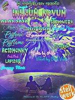 Party Flyer Initium Novum 1 Feb '20, 22:00