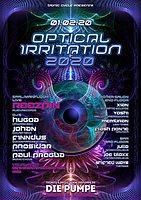 Party Flyer Optical Irritation 2020 1 Feb '20, 23:00