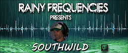 """Party Flyer Rainy Frequencies pres.""""A Wild Night"""", Live: Southwild (Wildthingsrecords.co.uk) 1 Feb '20, 21:00"""