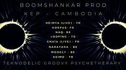 Party Flyer BoOMshankar Prod in Kep 8 Feb '20, 16:00