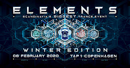 Party Flyer ELEMENTS WINTER EDITION 2020 8 Feb '20, 20:30