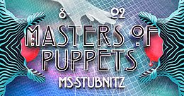 Masters Of Puppets PreParty • Loose Connection • Bombax • 8 Feb '20, 23:00