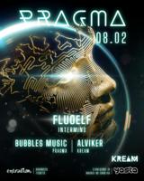 Party Flyer PRAGMA w/ Fluoelf 8 Feb '20, 23:30