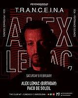 Party Flyer T.R.A.N.C.E.I.N.A 8 Feb '20, 23:30