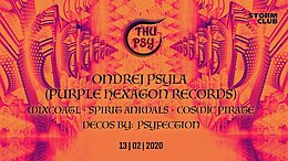 Party Flyer ThuPsy 13 Feb '20, 21:00