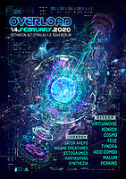 Party Flyer Overload - LEVEL 2.0 14 Feb '20, 23:00