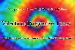Party Flyer Valentines Progressive Tunes 14 Feb '20, 22:00
