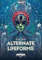 Party Flyer Alternate Lifeforms 15 Feb '20, 22:00