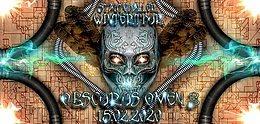 Party Flyer Obscurus Omen 3//Cosinus live 15 Feb '20, 23:00