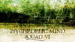 Party Flyer Psychedelic mind squad VI. 21 Feb '20, 23:00