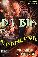 Party Flyer CarneGoa #8 / 22.02.2020 / w DJ BIM 22 Feb '20, 22:00