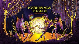 Party Flyer Karnevals Trance 22 Feb '20, 22:00