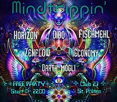 Party Flyer Mindtrippin' 22 Feb '20, 22:00