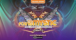 Party Flyer The Flying Mystic 11 22 Feb '20, 22:00