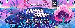 Party Flyer Wonderland mit Coming Soon!!! 22 Feb '20, 22:00