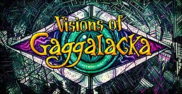 Party Flyer Visions of Gaggalacka ~ Weimar Edition 28 Feb '20, 23:00