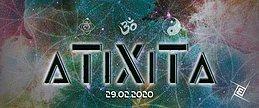 Party Flyer ૐ aTiXiTa ૐ 29 Feb '20, 23:00