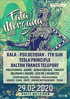 Party Flyer Fata Morgana Vol. 6 29 Feb '20, 21:00