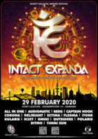 Party Flyer Intact Expanda 2020 29 Feb '20, 22:00