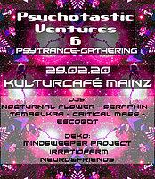 Party Flyer Psychotastic Ventures 6 29 Feb '20, 22:00
