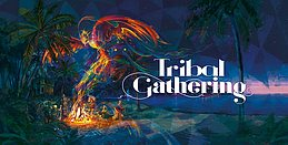 Party Flyer Tribal Gathering 2020 29 Feb '20, 06:00