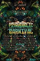 Party Flyer Psychedelic Carnival 2020 Festival de música, arte y cultura 6 Mar '20, 12:00