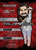 Party Flyer Talamasca Presnd by Schlaflos & KF Rec. 6 Mar '20, 22:00
