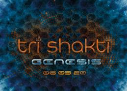 Party Flyer Tri Shakti GENESIS 6 Mar '20, 22:00