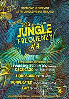 Party Flyer Jungle Frequenzy #4 7 Mar '20, 20:00