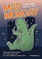 Party Flyer Mad Monday presents Discipline Showcase 9 Mar '20, 23:00