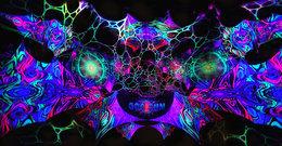 Party Flyer ॐ GOA SUN OCTAGON ॐ at Proton Club VIII 13 Mar '20, 23:00