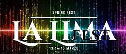 La Lima Spring Fest 13 Mar '20, 20:00