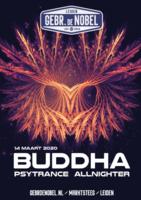 Party Flyer Buddha #3 - Psytrance Allnighter | Gebr. De Nobel 15 May '20, 23:00