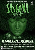 Party Flyer LABEL NIGHT #2 w/ Kabayun, Cosinus & More 20 Mar '20, 22:00