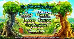 Party Flyer TNS: Novotech Live & SixteenMindz 1st Time Live in Germany 20 Mar '20, 23:00