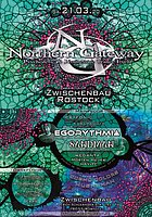 Party Flyer Northern Gateway mit Egorythmia, Sandman und xtra Darkfloor 21 Mar '20, 23:00