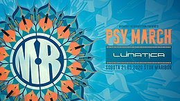 Party Flyer Psy March 2020 - CANCELLED due to the COVID-19 pandemic 21 Mar '20, 22:00