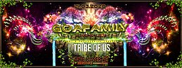 Party Flyer **Tribe of Us - GOAFAMILY Edition** 21 Mar '20, 23:00