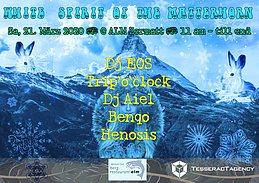Party Flyer White Spirit of the Matterhorn 21 Mar '20, 11:00