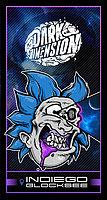 Party Flyer ★★★ Dark Dimension ★★★ 27 Mar '20, 23:00
